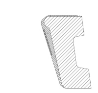 Cast Steel Core Profile