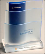 RPM Innovations, Inc. received the Boeing Performance Excellence Award in January, 2011