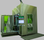 Laser Deposition System II - 557. Used for additive manufacturing.