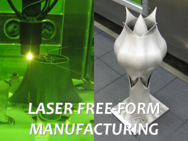 Laser Free Form Manufacturing Technology